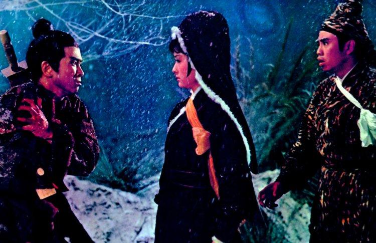 «Однорукий меченосец», реж. Чанг Че (1967)