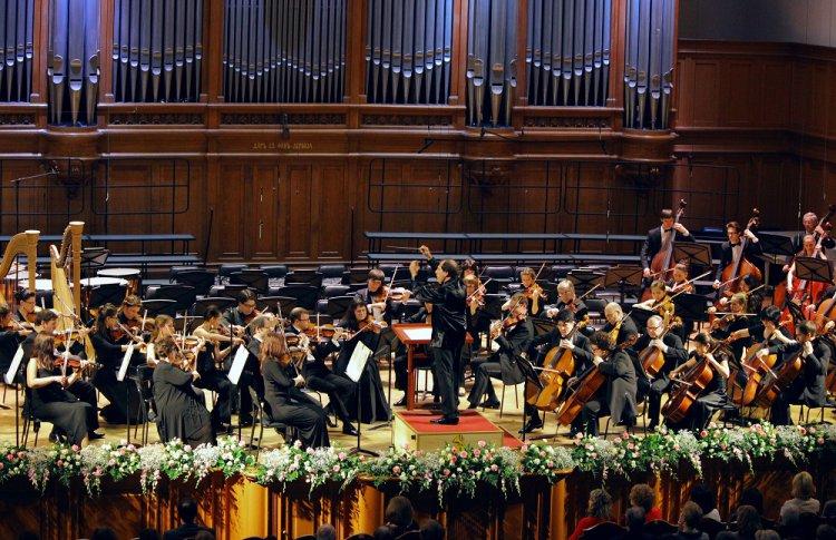 Концерт: Римский-Корсаков. Глазунов. Рахманинов