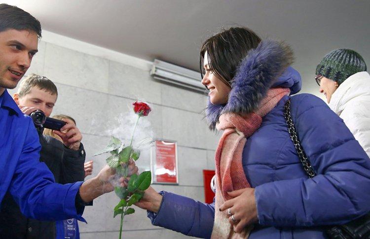 Московское метро приготовило праздничную программу к 8 марта