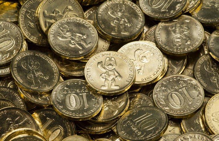 В Домодедово поставили терминал для монет с комиссией в 12%