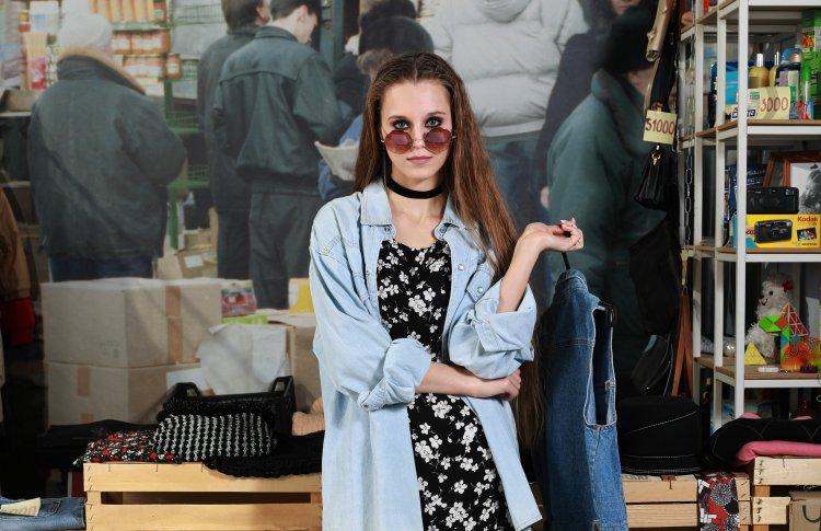 Флешбэк в историю женского образа: когда экспонаты были модой