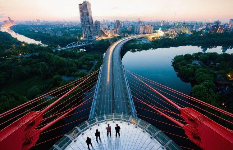 Москва на высоте: 12 смотровых площадок столицы