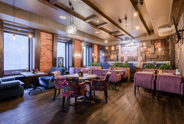Lounge-cafe PAR - Фото №0