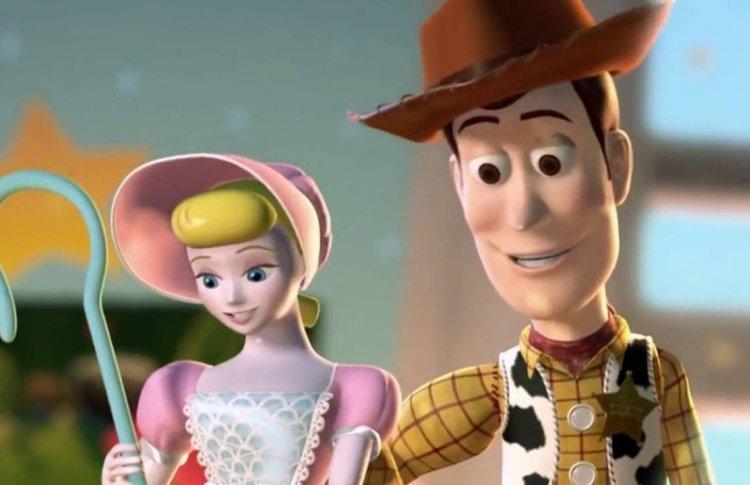 Disney выпустил первый трейлер «История игрушек-4»