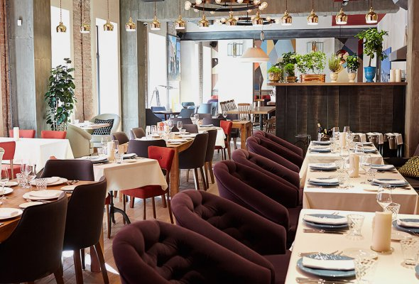 Goose Goose ristorante & bistro  - Фото №4