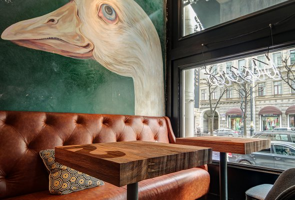 Goose Goose ristorante & bistro  - Фото №0