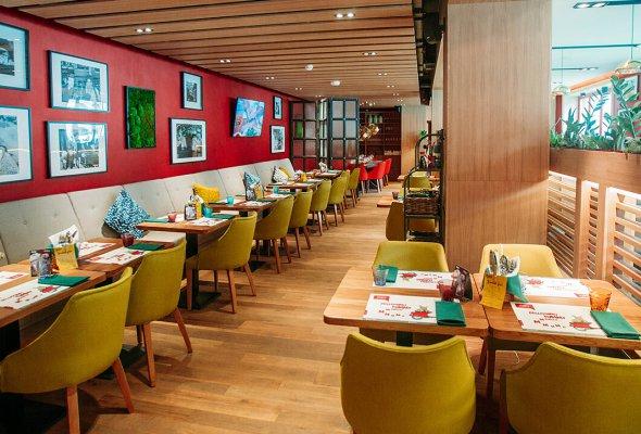 Ресторан Italy на Энгельса  - Фото №0
