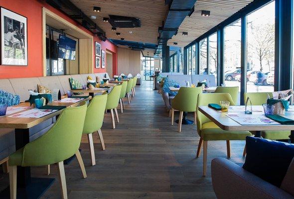 Ресторан Italy на Энгельса  - Фото №2