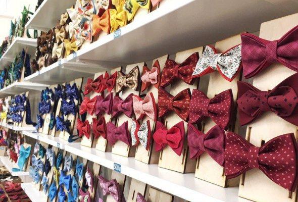 Магазин галстуков-бабочек «Чинаски»  - Фото №0