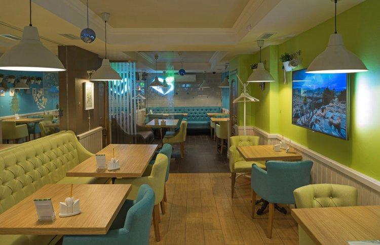 Ресторан «На Парах» на Литейном