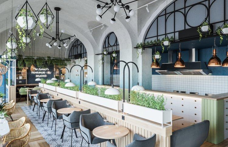 Ресторан «На Парах» на Садовой