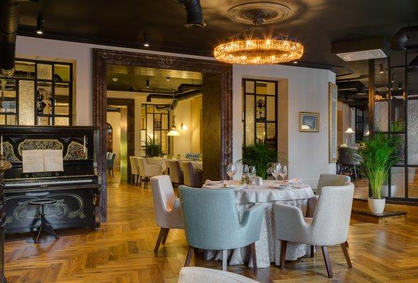 Ресторан «Фонтанка 30» - Фото №0