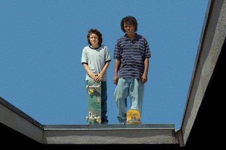«Середина 90-х». Из детства на скейте