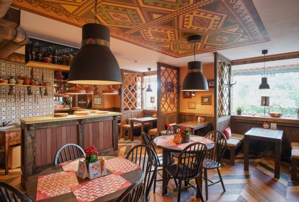 Ресторан «Пхали-Хинкали» на Просвещения  - Фото №0