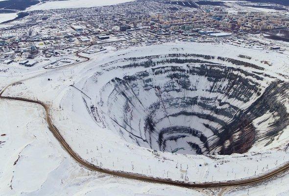 Россия с неба - Фото №0