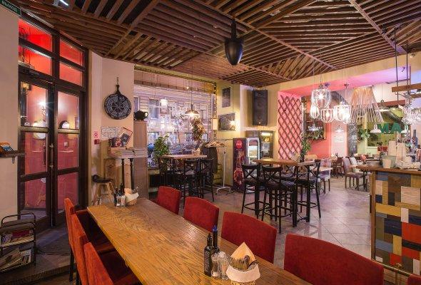 Ресторан «Марчеллис» на Невском, 43 - Фото №1
