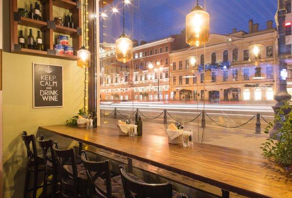 Ресторан «Марчеллис» на Невском, 43 - Фото №2