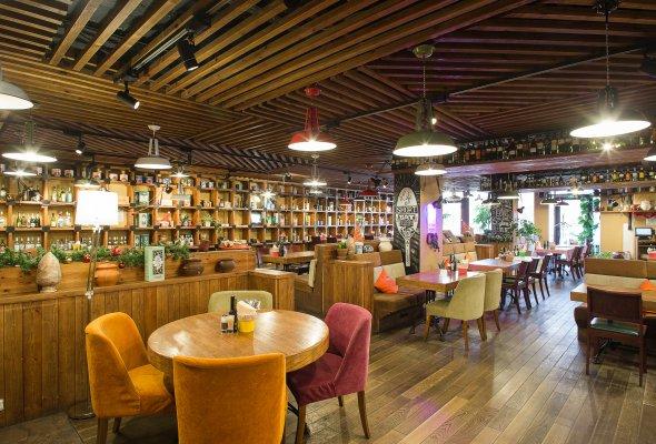 Ресторан «Марчеллис» на Типанова  - Фото №2