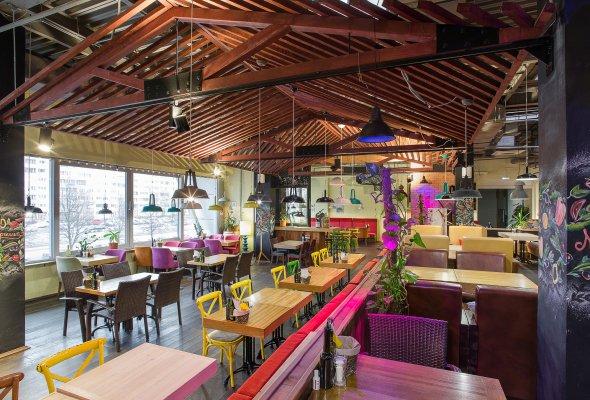 Ресторан «Марчеллис» на Энгельса - Фото №0