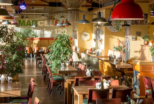 Ресторан «Марчеллис» на Ленинском - Фото №0