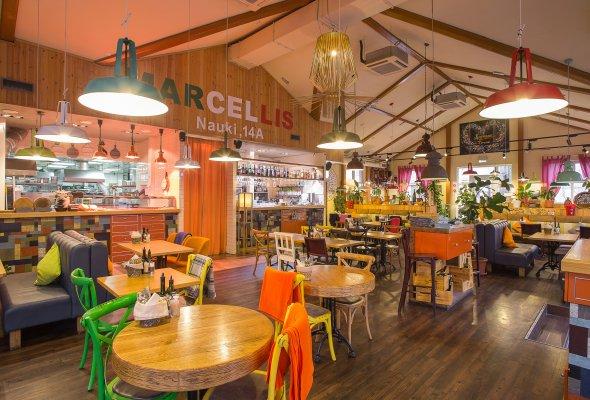Ресторан «Марчеллис» на Науки - Фото №0