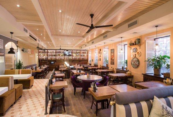 Ресторан «Марчеллис» на Восстания - Фото №0