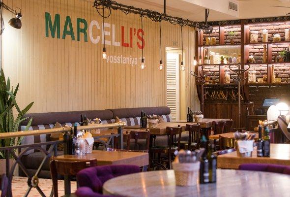 Ресторан «Марчеллис» на Восстания - Фото №2