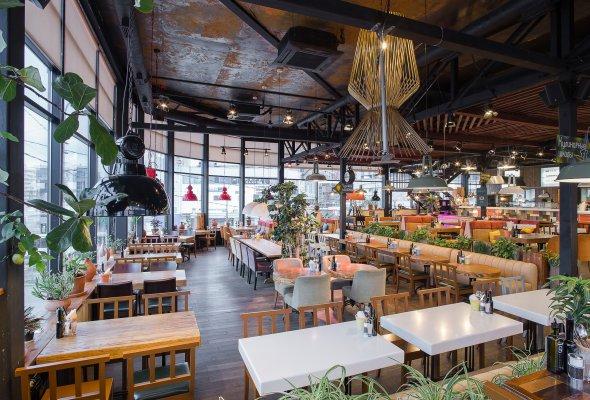Ресторан «Марчеллис» на Одоевского - Фото №2