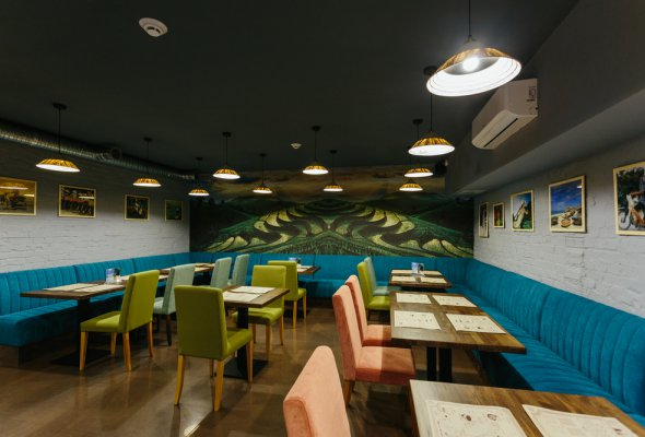 Ресторан Pho'n'Roll на Жуковского - Фото №3