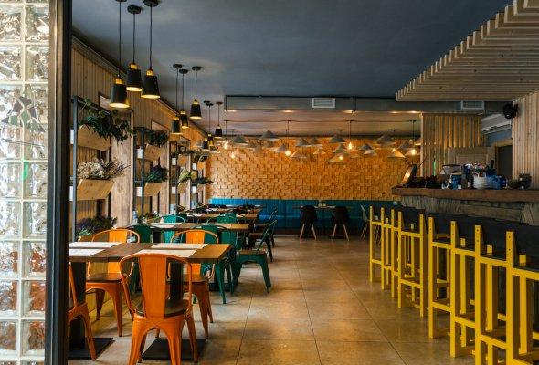 Ресторан Pho'n'Roll на Жуковского - Фото №2