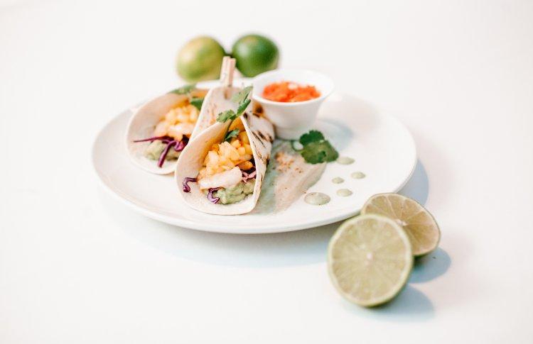 Вкусы Мексики в новом меню ресторана «Вино и Вода»