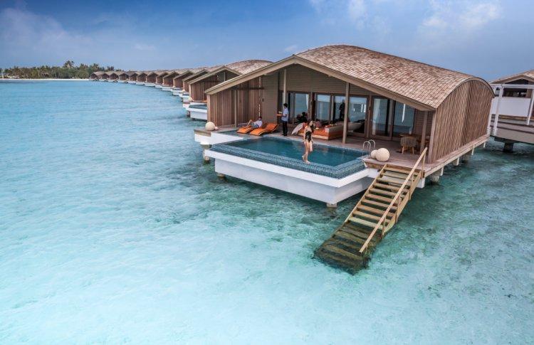 5 причин выбрать Club Med на Мальдивах