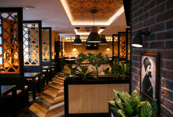 Ресторан «Пхали-Хинкали» на Комендантском - Фото №3