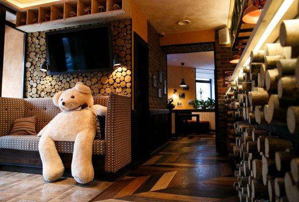 Ресторан «Пхали-Хинкали» на Комендантском - Фото №0