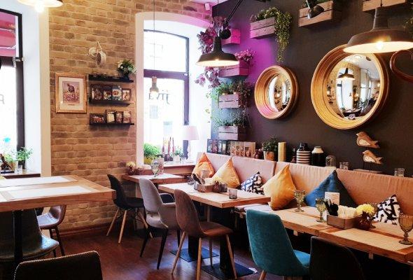 Гранд-кафе «Ананда» - Фото №0