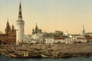 Плохой кофе и чудеса отопления: что писали о Москве в первых путеводителях