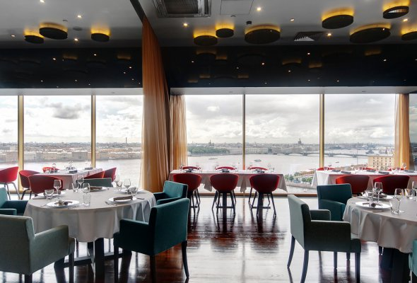 Ресторан La Vue - Фото №0