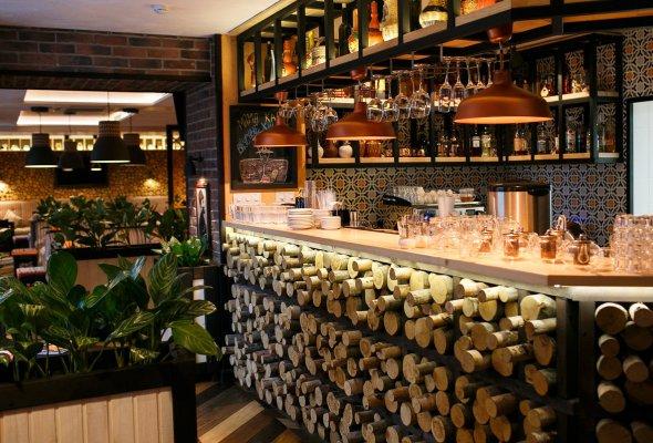 Ресторан «Пхали-Хинкали» на Комендантском - Фото №2