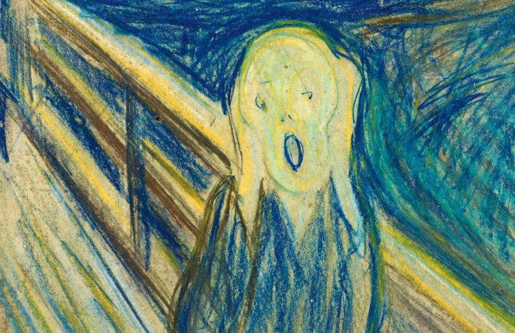 Выставка Мунка открывается в Третьяковке через неделю