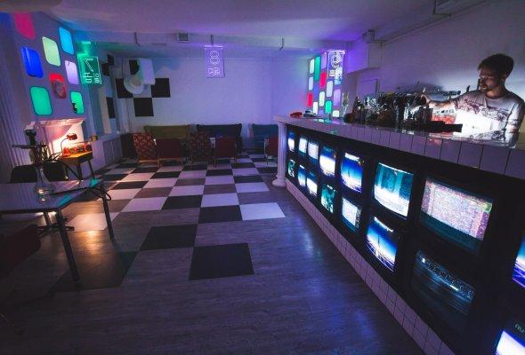 Кальянная «Diskette Lounge Дискета бар»  - Фото №2