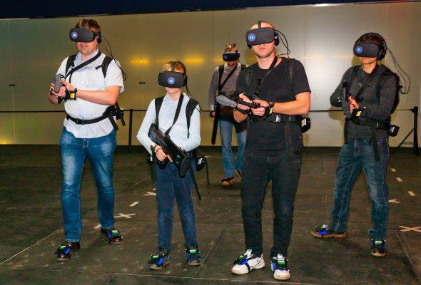 Парк виртуальных миров Another World - Фото №2
