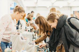 Happy Market пройдет на «Флаконе» в эти выходные