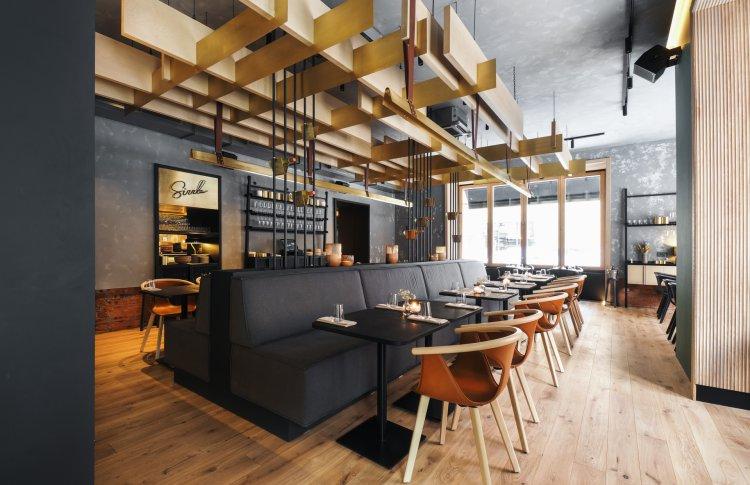 Новое место на Рубинштейна: авторский ресторан Sizzle