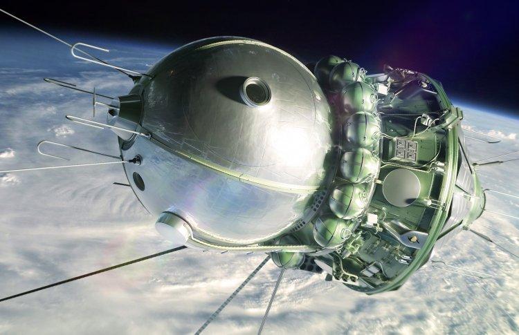 В Москве выпустили «Тройку» ко Дню космонавта