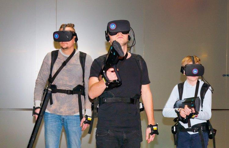 Мутанты, айтишники и перепутанные ноги: приключения в Парке Виртуальных миров Another World