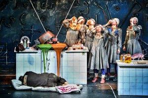 Гид по XVI всероссийскому детскому театральному фестивалю «Арлекин»