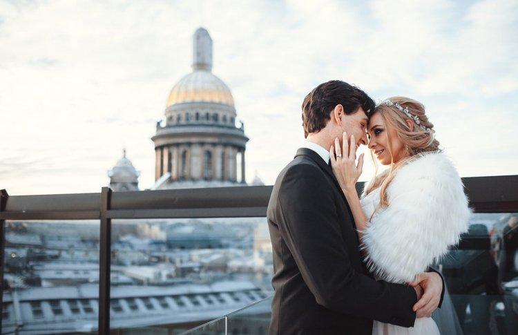 Свадьба мечты в SO/ St. Petersburg