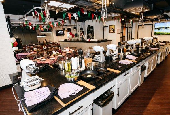 SMEG и кулинарная студия «МУКÁ» объявили о партнёрстве - Фото №1
