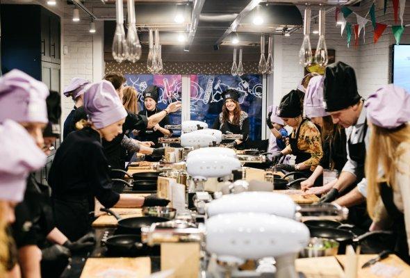 SMEG и кулинарная студия «МУКÁ» объявили о партнёрстве - Фото №3