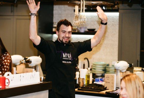 SMEG и кулинарная студия «МУКÁ» объявили о партнёрстве - Фото №2